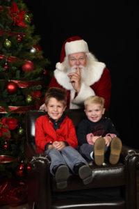 Kansas City Santa Photography
