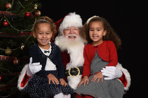 Photos with Santa Jerry