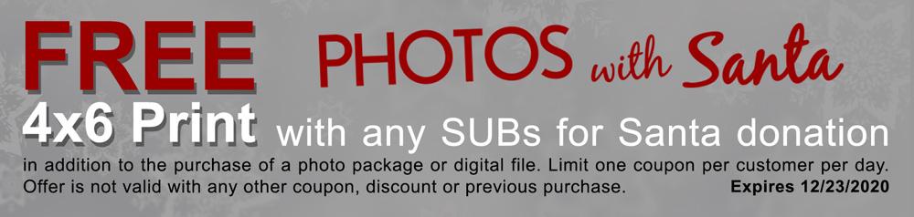 FREE 4x6 coupon Expires 12-23-2020