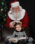 Peek A Boo Santa Option
