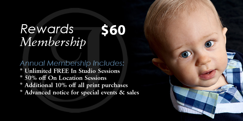 Rewards Membership Jordan Photography